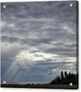 Light After The Storm Acrylic Print