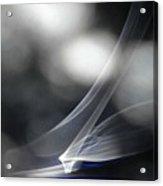 ''light And Blue Disc No.86'', Mon--14sep2015 Acrylic Print