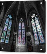 Light And Dark Acrylic Print