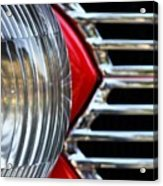 Light And Grill Acrylic Print by Dan Holm