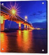 Light Bridge Acrylic Print