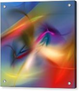 Light Dance 010310 Acrylic Print
