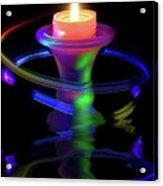 Light Display Acrylic Print