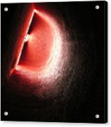 Light Gradient - 3 Of 3 Acrylic Print