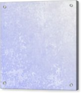 Light Grunge Texture Purple Yellow Photoshop Dirty Blue Glow Acrylic Print
