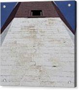 Light House At Montauk  Acrylic Print