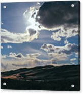 Light In The Distance Acrylic Print