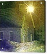 Light In The Night Acrylic Print