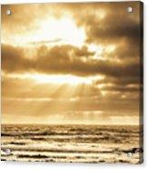 Light Of Dusk Acrylic Print