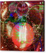 Light Of Man Multidimentional Sight Acrylic Print