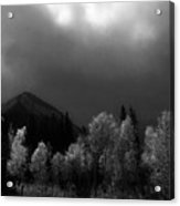 Light Of The Storm Acrylic Print