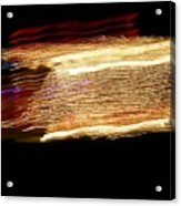 Light Shows II Acrylic Print
