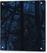 Light Through A Storm Acrylic Print