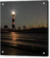 Light Up The Path Acrylic Print