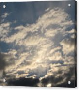 Lighted Sky Acrylic Print