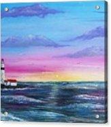 Lighthouse  5 Acrylic Print