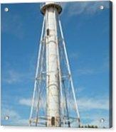 Lighthouse At Boca Grande Acrylic Print