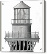 Lighthouse Detail Acrylic Print