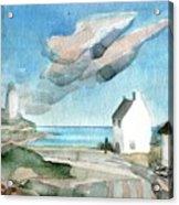 Lighthouse Harbour 3 Acrylic Print