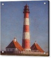 Lighthouse - Id 16217-152035-5938 Acrylic Print