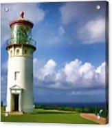Lighthouse Impression Acrylic Print