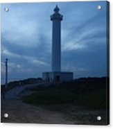 Lighthouse In Okinawa Japan Acrylic Print