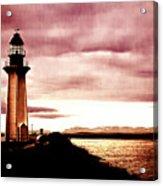 Lighthouse Park Acrylic Print