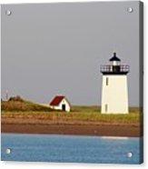 Lighthouse Provincetown 3 Acrylic Print