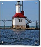Lighthouse Restored Acrylic Print