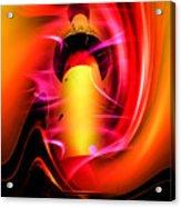 Lighthouse Romance 3 Acrylic Print