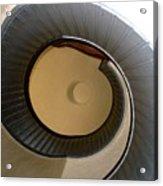 Cabrillo Spiral Staircase Acrylic Print