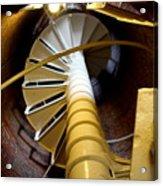 Lighthouse Stairway Acrylic Print