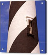 Lighthouse Stripes Acrylic Print