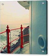 Lighthouse View Acrylic Print