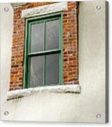 Lighthouse Windows Acrylic Print