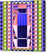 Lighting Illusions Fineart By Navinjoshi At Fineartamerica.com  Pleated Skirts Fabric Pattern And Te Acrylic Print