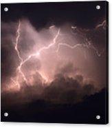 Lightning 2 Acrylic Print