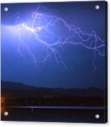Lightning From Heaven Acrylic Print