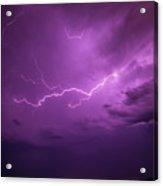 Lightning Totalitty 001 Acrylic Print
