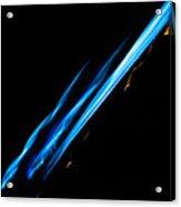 Electric Neon Three Acrylic Print