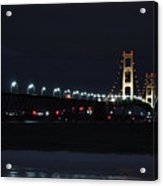 Lights Of The Big Mac Acrylic Print