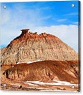 Like A Mound Of Prehistoric Mud Acrylic Print