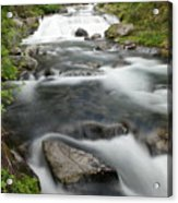 Like A River Full Of Song Acrylic Print