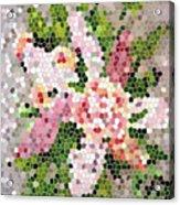 Lilac Bouquet II  Acrylic Print