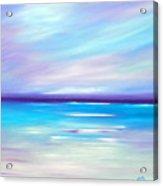 Lilac Islands Acrylic Print