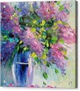 Lilac Acrylic Print
