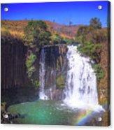 Lili Waterfall  Acrylic Print