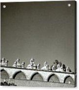 Lilliputian Minarets Acrylic Print