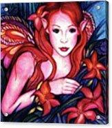 Lillyfaire Acrylic Print