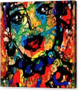 Lilyana Acrylic Print